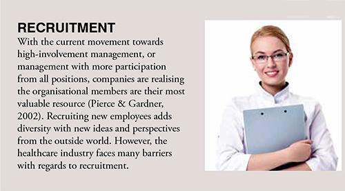 Nursing Retention And Recruitment   Healthcare Management