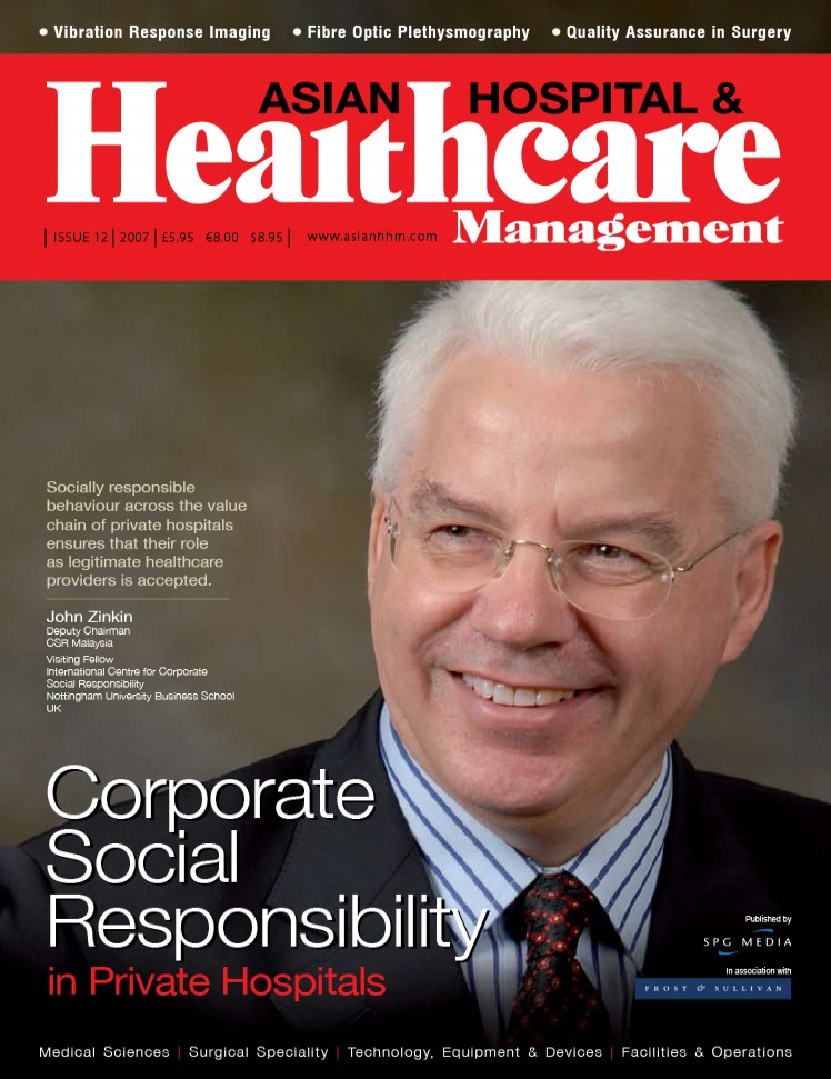 Healthcare e-Book | Magazine | Asian Hospital & Healthcare