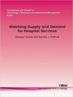 Matching Supply And Demand For Hospital Services