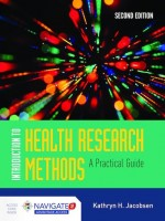 Introduction To Health Research Methods, 2nd Edition