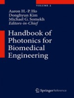 Handbook Of Photonics For Biomedical Engineering