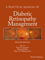 A Practical Manual of Diabetic Retinopathy Management, 2nd Edition