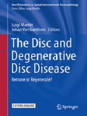The Disc and Degenerative Disc Disease