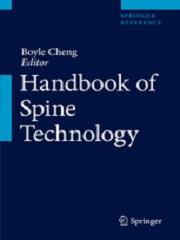 Handbook of Spine Technology