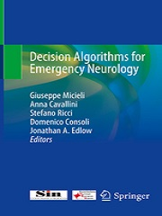 Decision Algorithms for Emergency Neurology