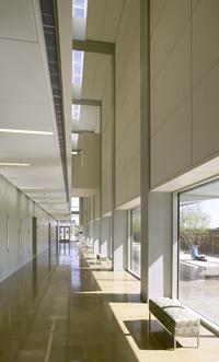 Bringing Natural Light into the Hospital, Estrella Medical Center, Phoenix, AZ