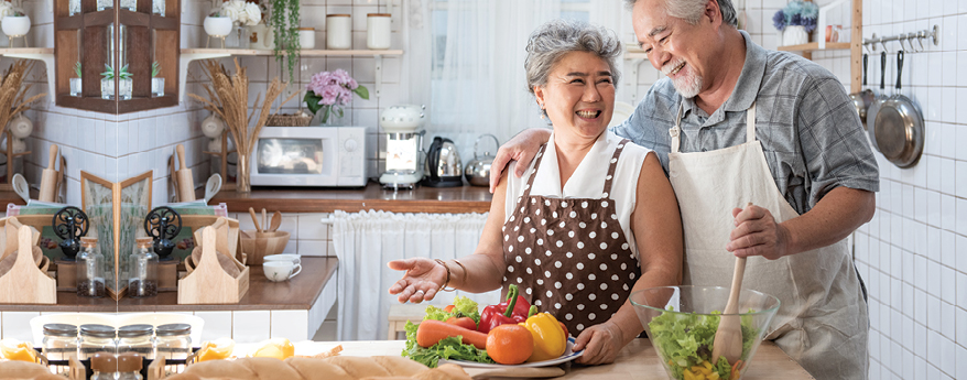 The Role of Nutrition in Healthy Ageing